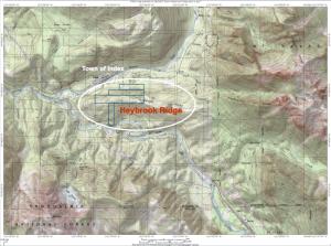 Heybrook Ridge Topo w Notation